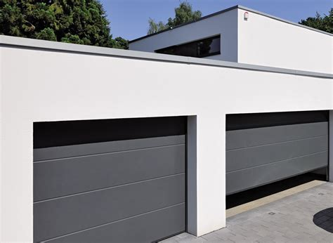 porte sectionnelle perform sur mesure portes de garage