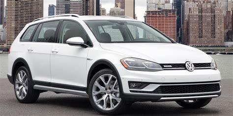 2018  Volkswagen  Golf Alltrack  Vehicles On Display