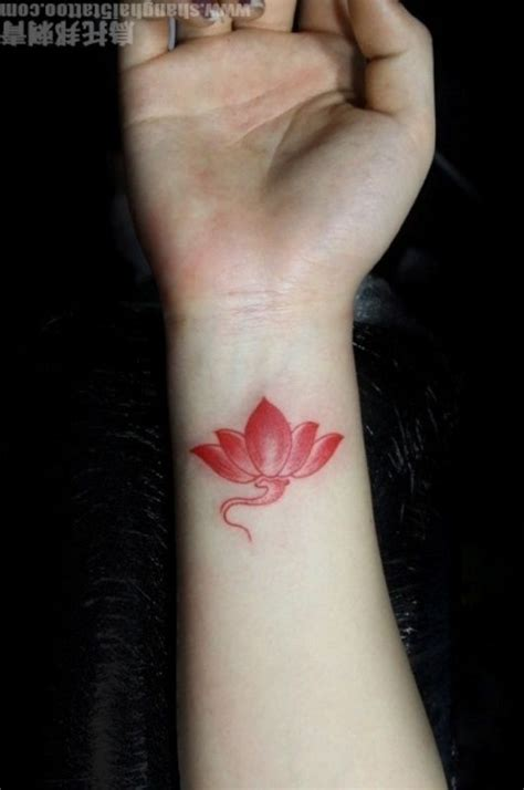 flower wrist tattoos ideas  pinterest