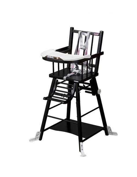 chaises haute chaise haute marcel transformable chaises