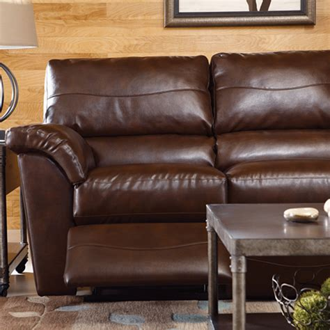 lazy boy leather reclining sofa reese powerrecline la z time full reclining sofa