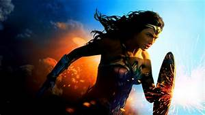 Wallpaper Gal Gadot, Wonder Woman, 2017 Movies, HD, Movies ...