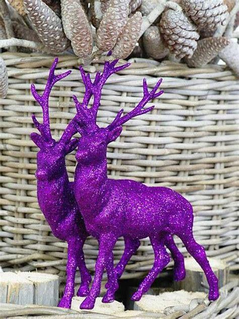top purple christmas decorating ideas christmas