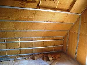 Isolation plancher combles habitables Isolation idées