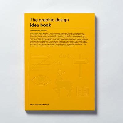 graphic design books the graphic design idea book findd