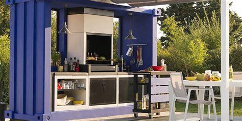 comment construire une cuisine exterieure les plus beaux modèles de cuisine extérieure