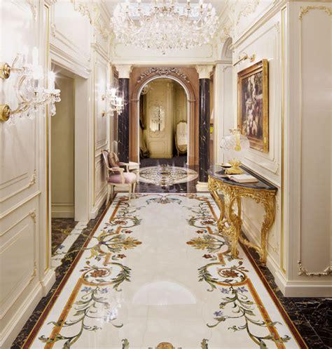 luxury italian interior design faoma  diamond collection