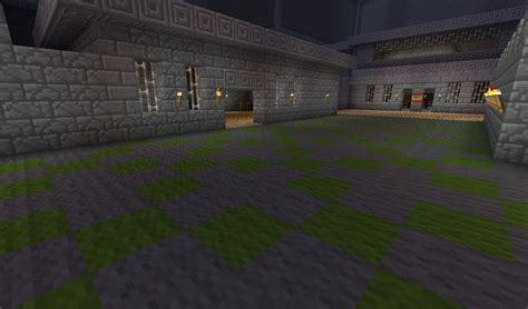 fortress siege attack and siege the fortress minecraft project