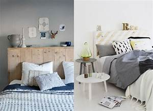 Idées Déco Tête De Lit : 7 id es pour une t te de lit diy originale joli place ~ Zukunftsfamilie.com Idées de Décoration
