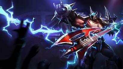 Mordekaiser League Legends Background