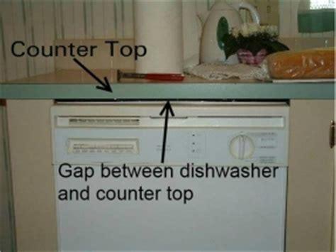 flooring dishwasher installing laminate under dishwashers diy