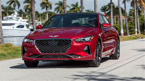 Motor Trend 2 by Genesis G70 Is The 2019 Motortrend Car Of The Year