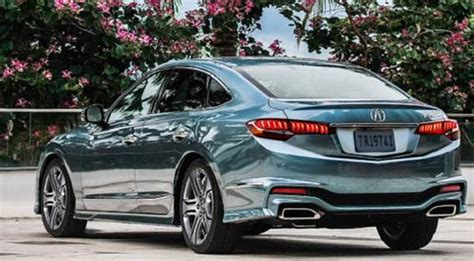 2020 Acura RLX Redesign : New Car Release Date And Review