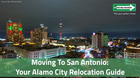 Your Alamo City Relocation Guide