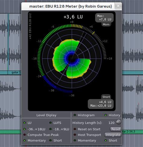 Meters Plugins Released Provide Advanced Audio
