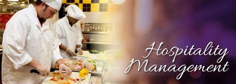 hospitality management college  business  economics