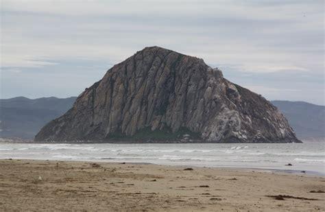 Morro Rock City Beach, Morro Bay, Ca  California Beaches