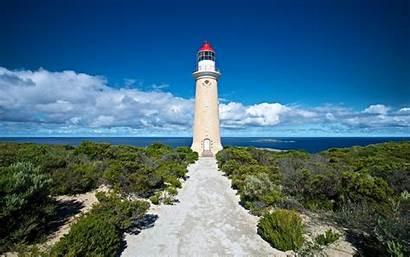 Lighthouse Path Desktop Widescreen Wide Lighthouses Wallpapers
