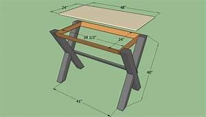 25 Unique Simple Desk Plans egorlin com