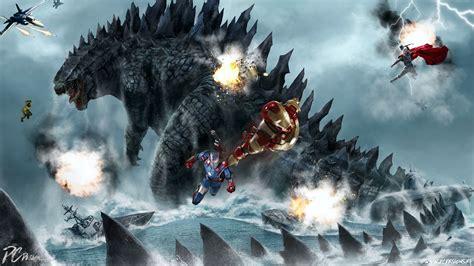 Godzilla Desktop Wallpaper