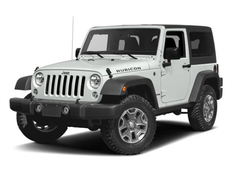 new 2016 jeep wrangler 4wd 2dr rubicon msrp prices nadaguides