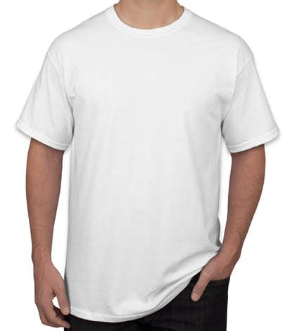 Tshirt Template For Logo Pocket by Design Custom Printed Gildan Ultra Cotton T Shirts Online