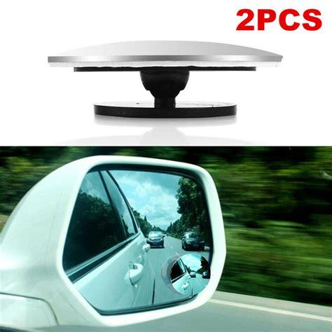 Car Rearview Blind Spot Side Rear View Mirror Convex