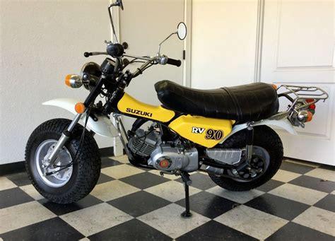 Suzuki Rv90 1976 suzuki rv90 bike urious