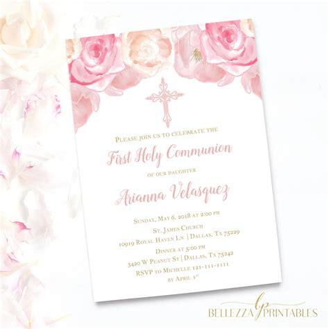 Pin on pink communion