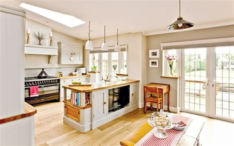 separation cuisine salon vitr馥 1001 idées pour aménager une cuisine ouverte dans l 39 air du temps
