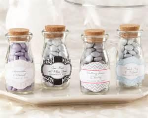 personalized jars for wedding favors quot vintage quot personalized milk wedding favor jar favor bottles favor packaging wedding favors