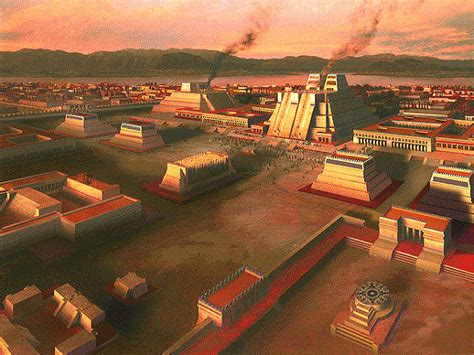 Images Of Tenochtitlan
