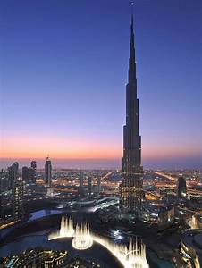 La torre más alta del mundo BURJ KHALIFA DUBAI Tradem