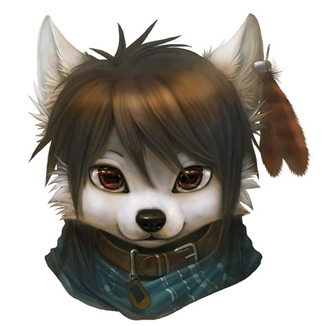 Cute Anthro Furry Wolves
