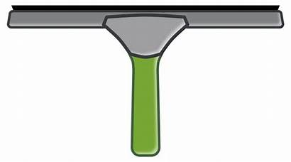 Window Squeegee Cleaning Clipart Clip Cleaner Vector