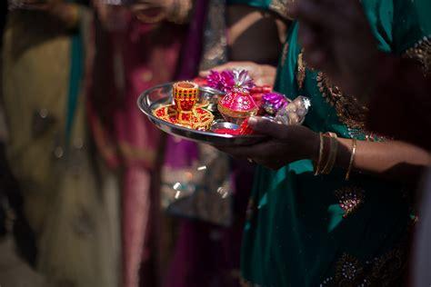 sheetal guru hindu indian wedding  south