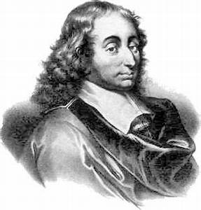 Blaise Pascal Quotes About Math. QuotesGram