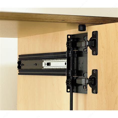 8092 series pocket door slide 4x4 hinge base included