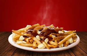 Wendy's Launches Their Poutine Dish Nationwide in Canada