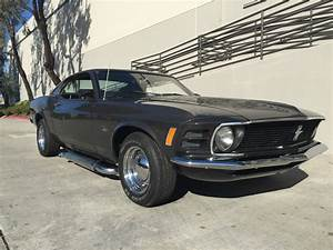 1970 Ford Mustang Fastback 302 V8 Auto Great Running and Driving Project Car - Classic Ford ...