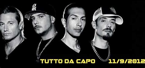 Gemelli Diversi Tutto Da Capo by Gemelli Diversi Tracklist Nuovo Album Quot Tutto Da Capo