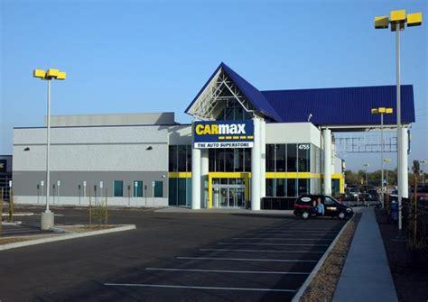 carmax auto dealership   oneil construction