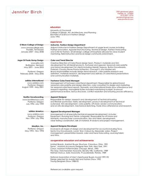 Assistant Buyer Resume Skills by Junior Fashion Buyer Resume Skills Search Resume Resume Skills