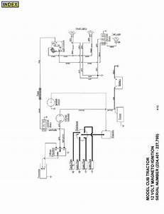 65 Ih Cub Wiring Diagram