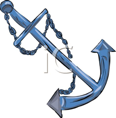 Boat Anchor Clipart by Anchor For A Boat Clipart Image Free Images At Clker