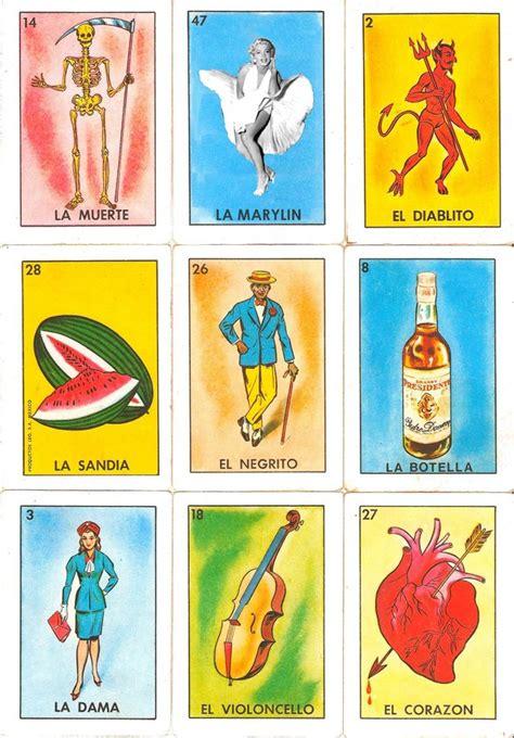 play of loteria mexicana by peluson on deviantart