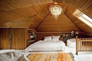 Attic, Bedroom, By, Jessica, Helgerson, Interior, Design