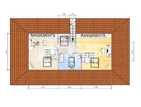 maison plain pied 5 chambres entrez dans le comble aménagé sous toiture 4 pans de cette