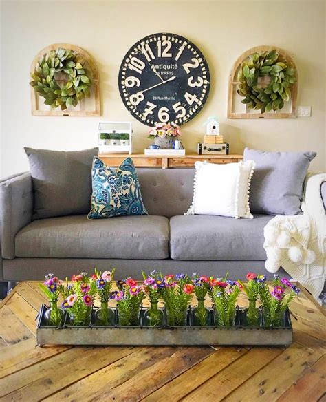wall decorating ideas for living room 33 best rustic living room wall decor ideas and designs