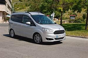 Ford Tourneo Courier Avis : ford tourneo courier 1 5 tdci de 95 cv p gina 2 de 3 ~ Melissatoandfro.com Idées de Décoration